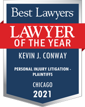 2021 Best Lawyers of the Year Kevin J Conway