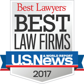 US News Best Lawyers and Law Firms 2018