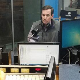 Kevin Conway on radio